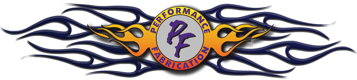Performance Fabrication Logo, Grants Pass OR